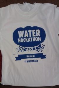 Water hackathon
