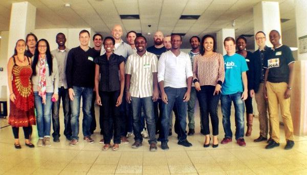 AfriLabs crew
