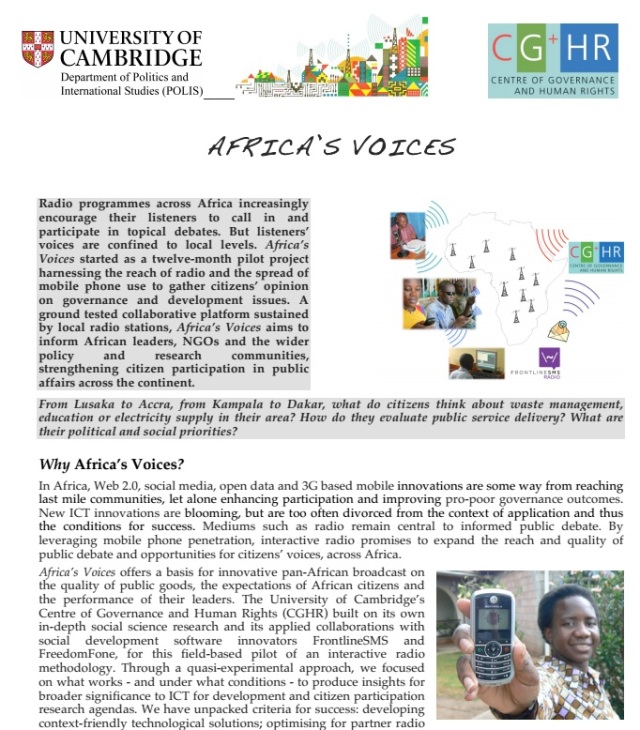 africa voice