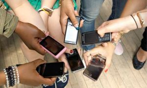 Mobile phones are now almost ubiquitous in South Africa and can help citizens participate in democra