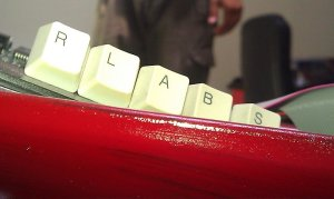 RLabs keyboard