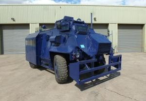 An armoured personnel carrier - yours to buy online