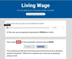 Living wage image