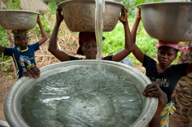 Clean water Benin